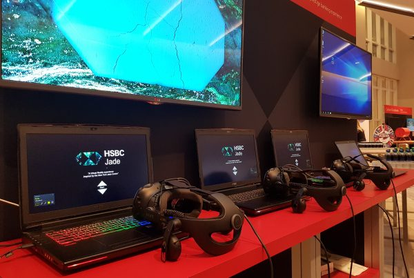 HSBC Jade Lounge VR Experience